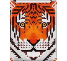 Triangle Tiger iPad Case/Skin