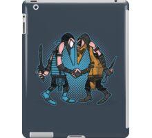 Mortal Spies iPad Case/Skin