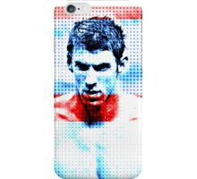 Michael Phelps - Pride of the USA iPhone Case/Skin
