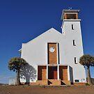 Koberboom Kerk, Loeriesfontein by Karen01