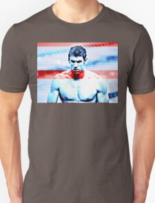Michael Phelps - Pride of the USA Unisex T-Shirt