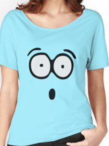 Funny Faces Women's Relaxed Fit T-Shirt