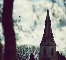 The church by amylauroo