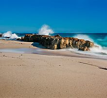 Lucy's Beach  by Pene Stevens