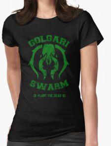 Magic the Gathering: GOLGARI SWARM Womens Fitted T-Shirt