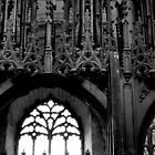 Durham Cathedral Detail by BethanApple