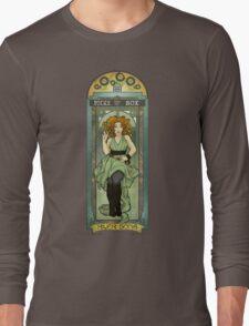 River Song ArtNerdveau Long Sleeve T-Shirt