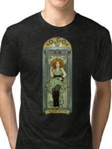 River Song ArtNerdveau Tri-blend T-Shirt