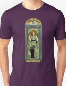 River Song ArtNerdveau T-Shirt