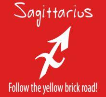 More Sagittarius by Janelle Tarnopolski