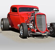 1934 Ford 'Mean and Nasty' Coupe by DaveKoontz