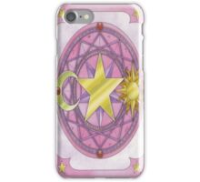Sakura Card Phone Case iPhone Case/Skin
