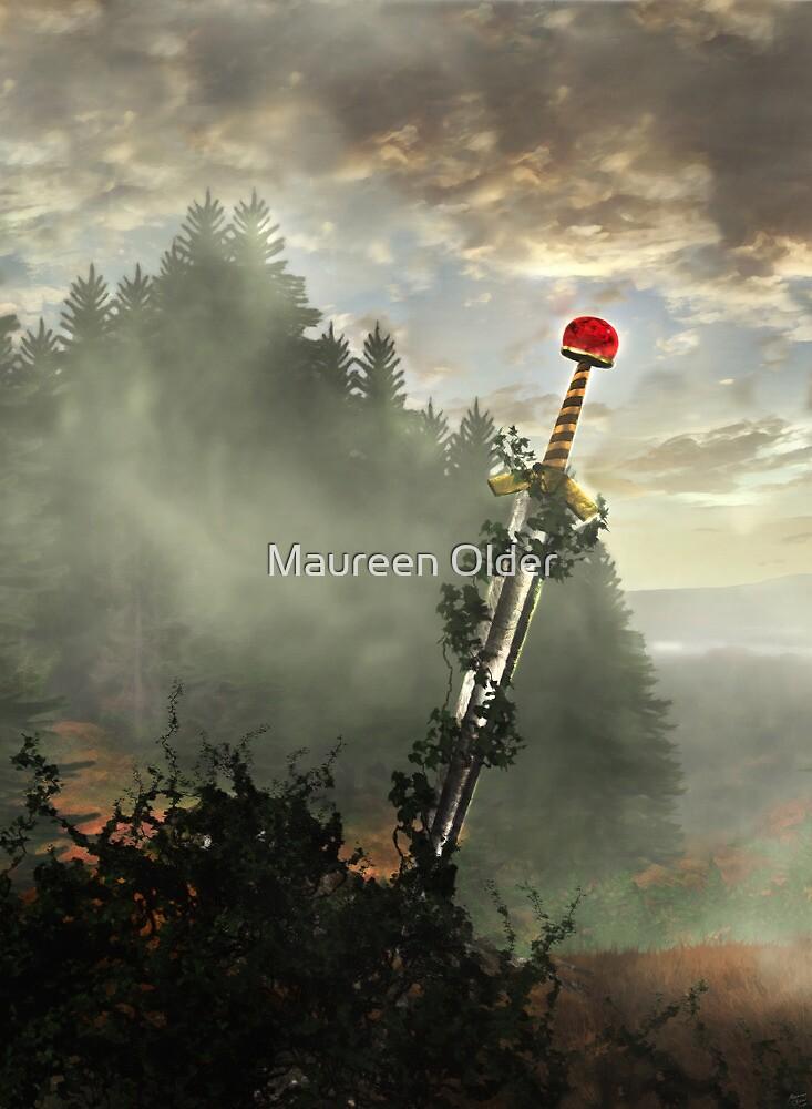 glimmer of hope by Maureen Older