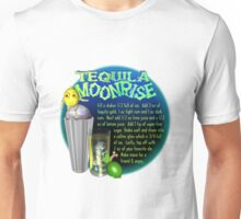 Tequila Moonrise recipe by Valxart     Unisex T-Shirt