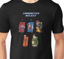 Gravity Falls Character Select Unisex T-Shirt