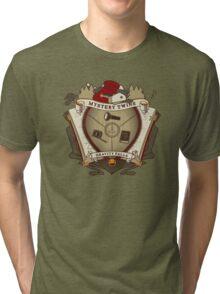 Mystery Twins Crest Tri-blend T-Shirt