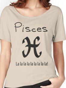 Pisces Women's Relaxed Fit T-Shirt