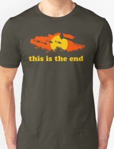 Apocalypse Now: This is the end T-Shirt