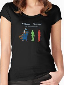 Select Your Doctor Women's Fitted Scoop T-Shirt