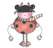 Lily Ladybird by Michelle Campbell