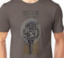 Alien ArtNerdveau Unisex T-Shirt