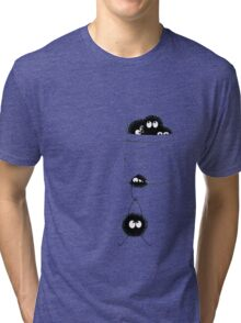 Totoro Pocket Tri-blend T-Shirt