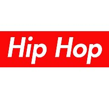Hip Hop Photographic Print