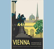 Vintage poster - Vienna Unisex T-Shirt