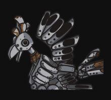 Iron Chicken Kids Tee