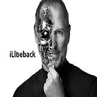 Steve Jobs Terminator I'll be back by worldart
