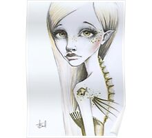 Juno - drawing Poster