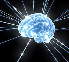Brain Glow Energy by EmilyFNM3D