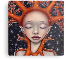 Coral Dream Metal Print
