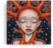 Coral Dream Canvas Print