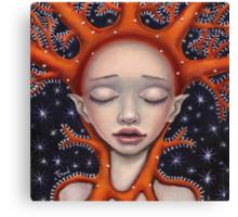 Coral Dream Canvas Print