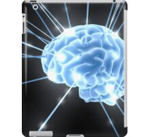 Brain Glow Energy iPad Case/Skin