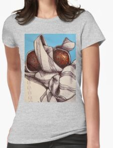 The Blue Fly Womens Fitted T-Shirt