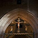 The Parish Church of St Mary and All Saints Chesterfield by jasminewang