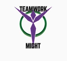 Teamwork Might Unisex T-Shirt