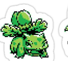 Bulbasaur Evolutions Sticker