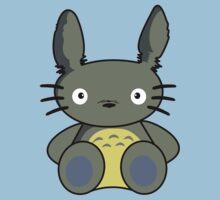 Hello Totoro by demonkourai