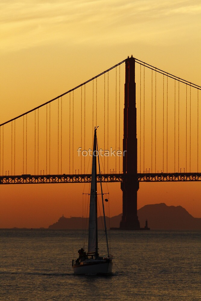 End of a Sailing Day by fototaker