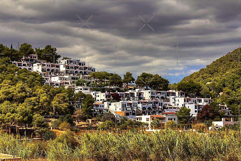 Pueblo Espárragos, Ibiza by Tom Gomez