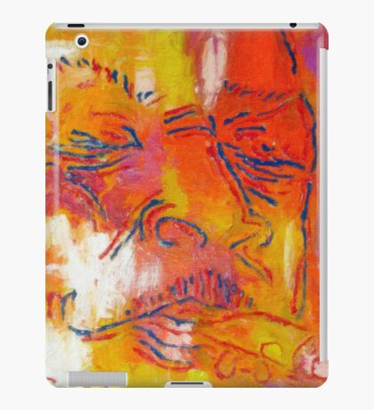 Sonny iPad Case/Skin