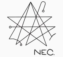 Necronomicon Symbol by SharkySyndicate