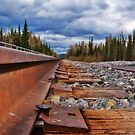 Tracks of Cadomin by Keri Harrish