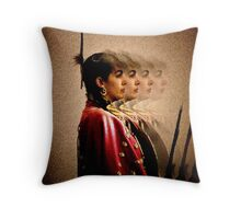 For Generations Throw Pillow