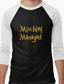 Mischief Managed Shirt Men's Baseball ¾ T-Shirt