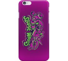 Poison Types - Sludge Waves iPhone Case/Skin
