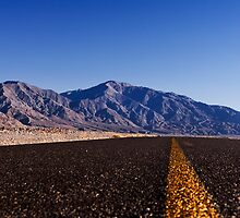 Death Valley Road.  by Alex Preiss